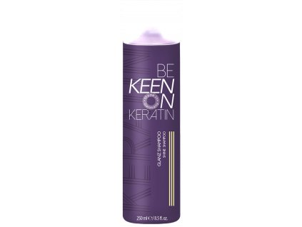 KEEN-Hair Keratin Glanz Shampoo 250 ml