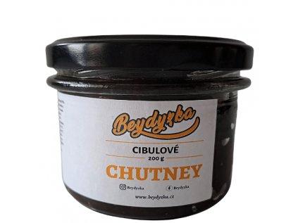 Chutney - Cibulové