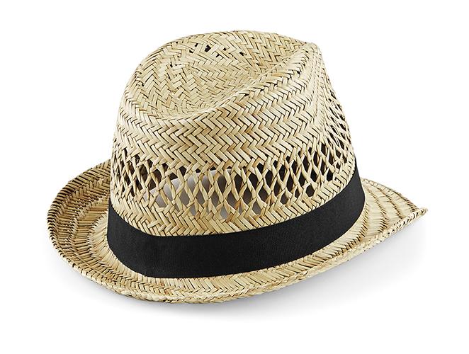 Letní slaměné klobouky (slamáky)