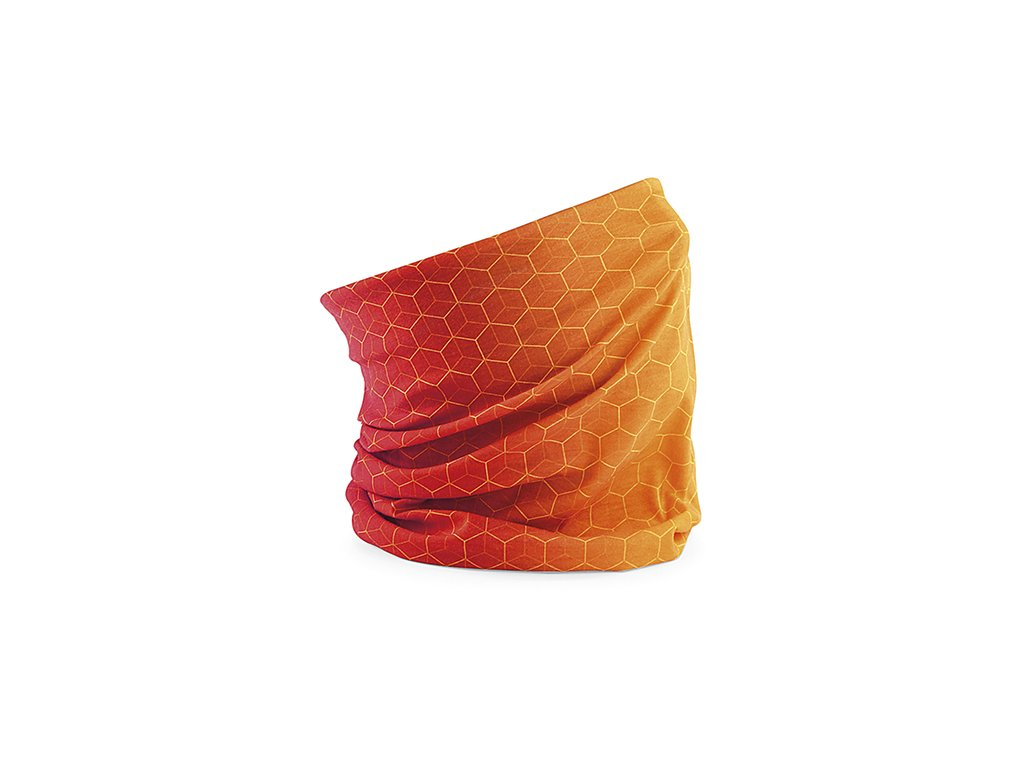 oranžový nákrčník