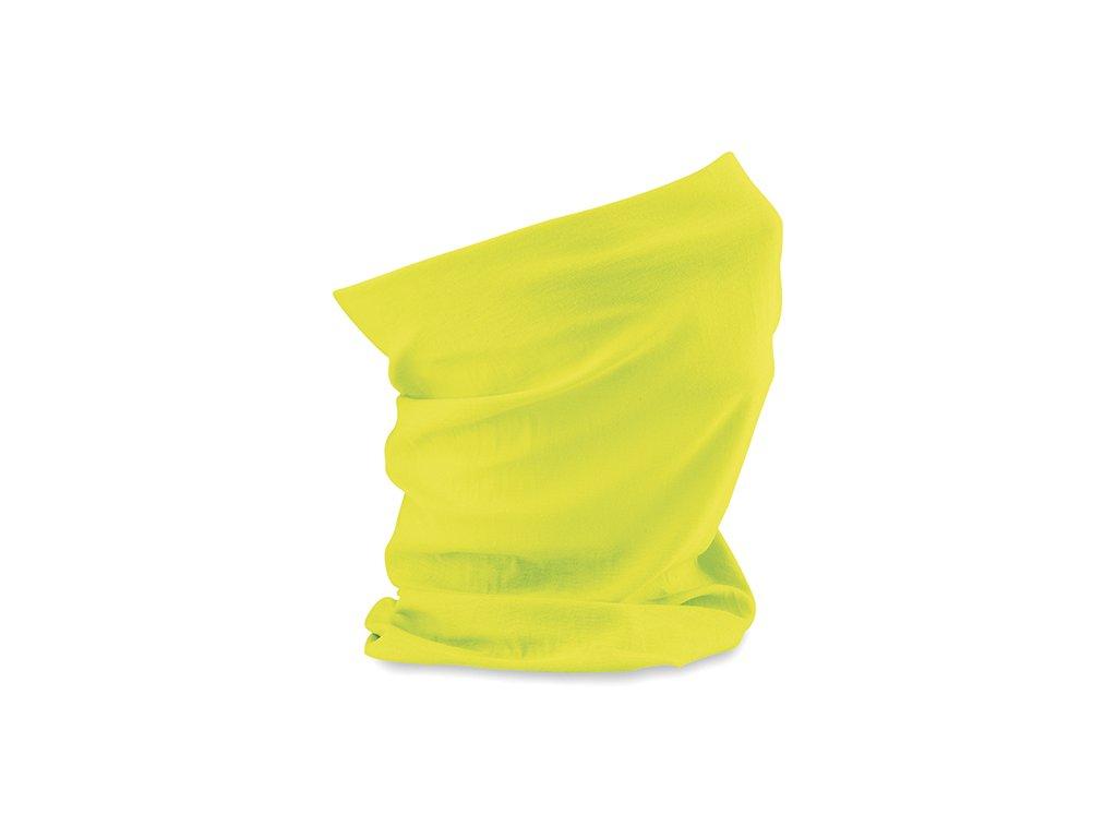 nákrčník žlutý