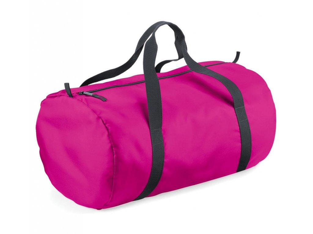 Packaway Barrel Bag (Barva Black, Velikost One Size)