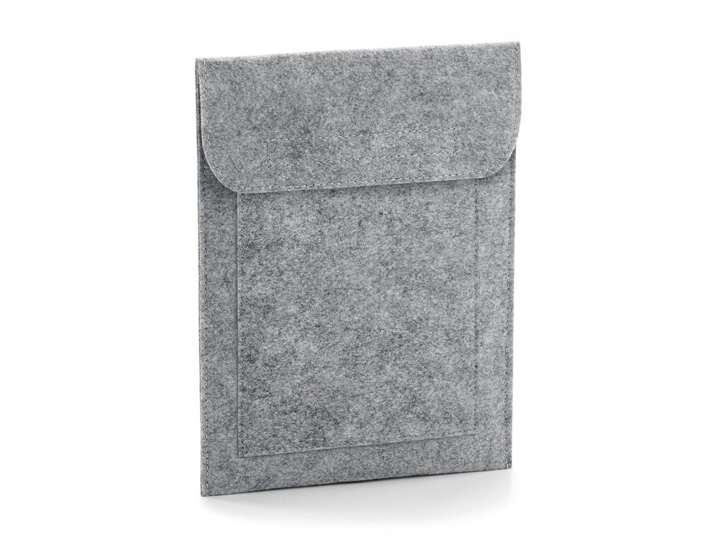 Plstěné pouzdro na iPad/tablet Slip (Velikost One Size, Barva Grey Melange)