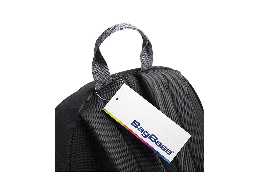 e69eaf1b339 Černý batoh Bagbase - bezbrandu.cz