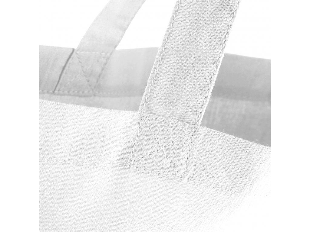 Bavlněná taška s dlouhými uchy Guildford (Barva Navy, Velikost One Size)