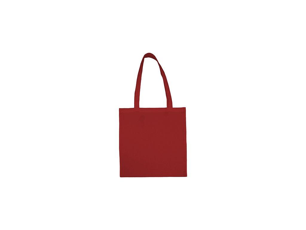 Nákupní taška červená