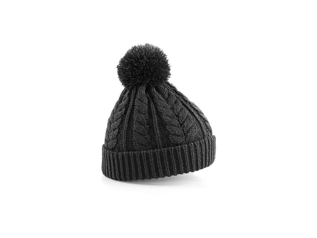 Zimní čepice KNIT Snowstar