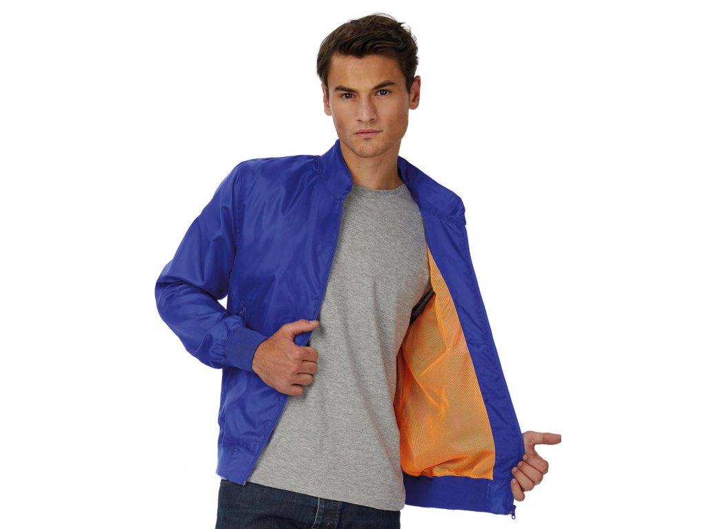 Trooper/men bunda (Barva Real Green/Neon Orange, Velikost 3XL)