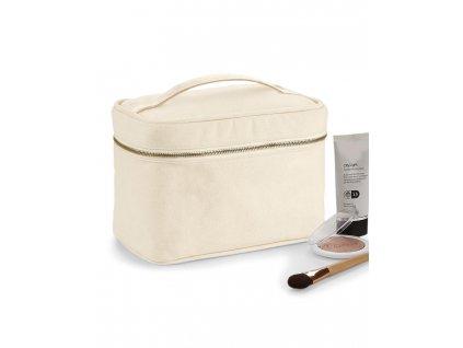 Kanvasová kosmetická taška Vanity (Barva Black, Velikost One Size)