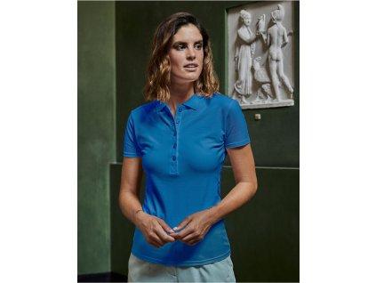 Dámské polo tričko Luxury Stretch (Barva Kit, Velikost 3XL)