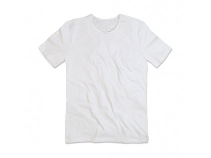 Pánské triko Stedman - bílé