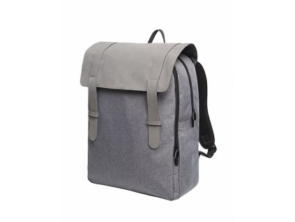 Batoh na notebook Backpack šedivý