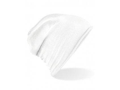 Stylová jersey čepice