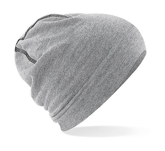 Beechfield Zimní čepice Hemsedal - šedá