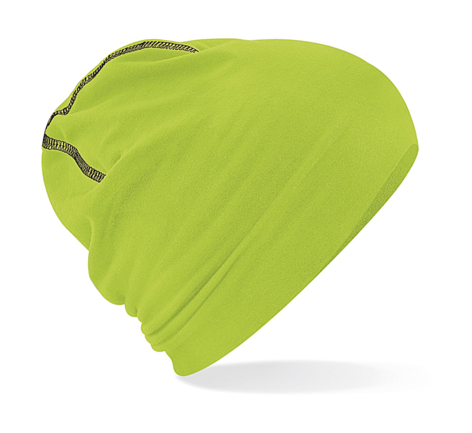 Beechfield Zimní čepice Hemsedal - limetková