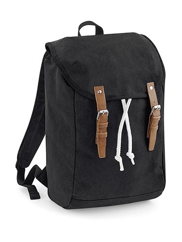 Quadra Vintage batoh - černý