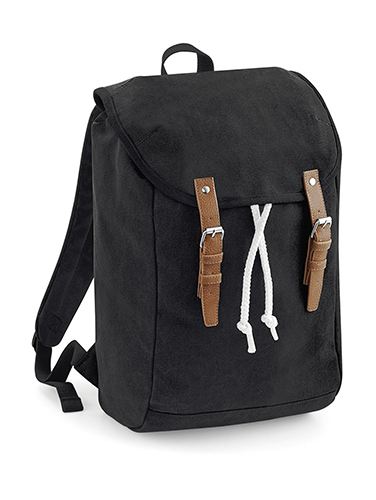 07baa98b8b4 Quadra Vintage batoh - černý