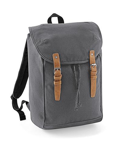 Levně Quadra Vintage batoh - šedý