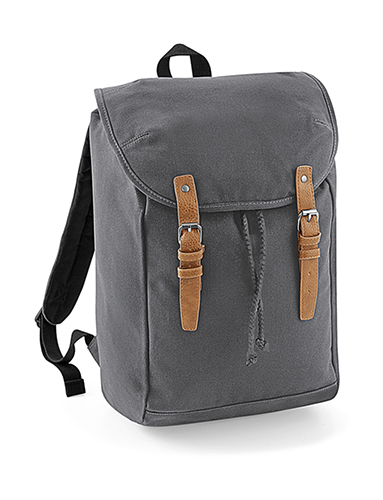 Quadra Vintage batoh - šedý