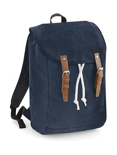 Quadra Vintage batoh - modrý