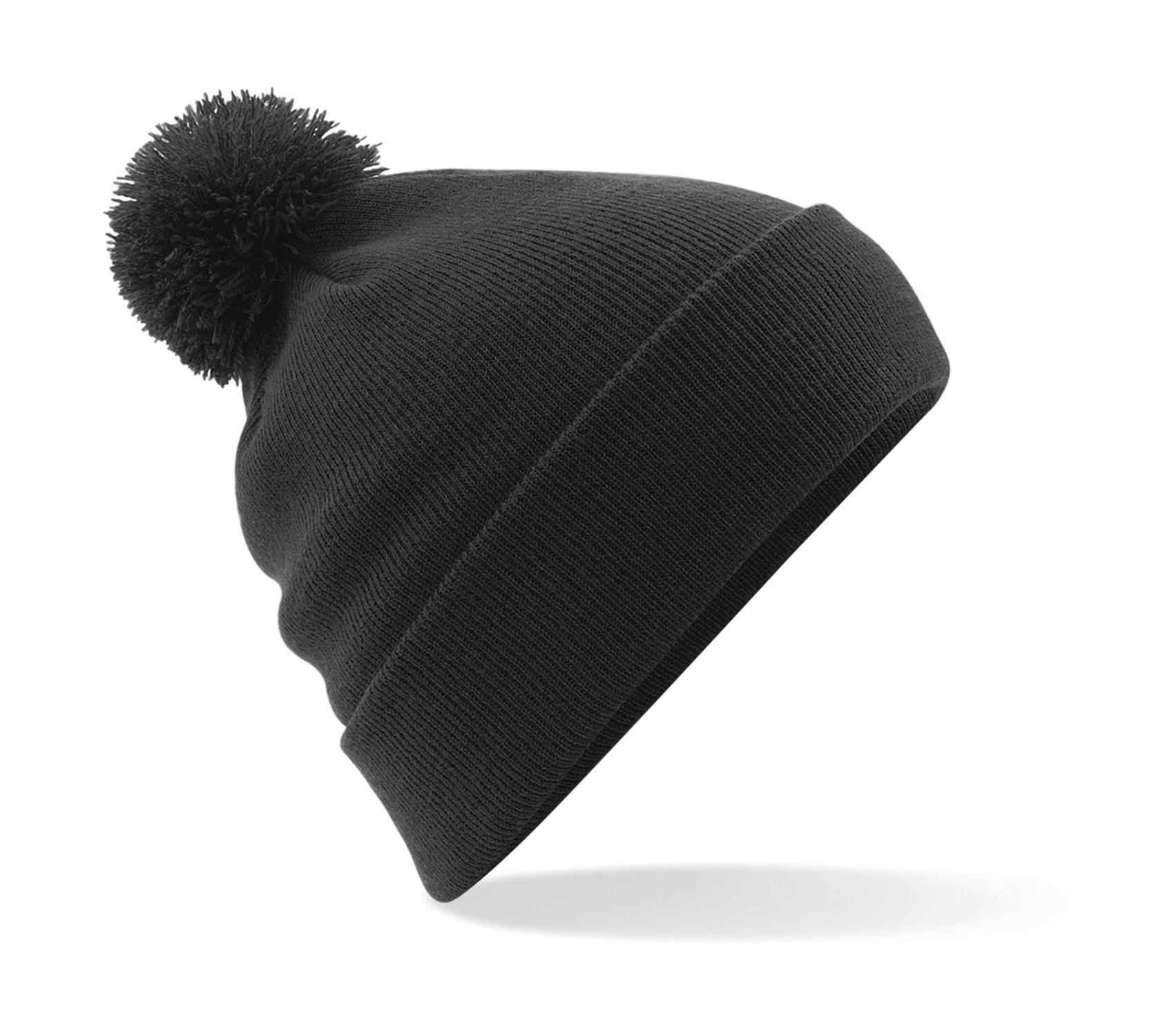 Levně Beechfield Pánská zimní čepice Original - černá