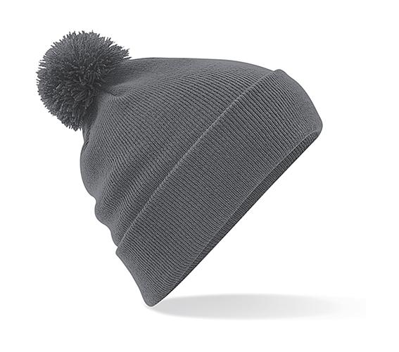 Pánská zimní čepice Original - šedá