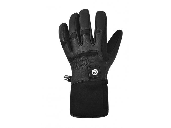 Vyhřívané rukavice Savior na koně černé vel. 3XL