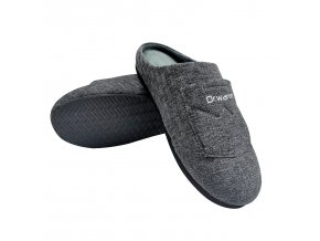 Vyhřívané papuče pantofle Dr. Warm vel. XL