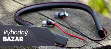 Cenově výhodná bazarová sluchátka a příslušenství