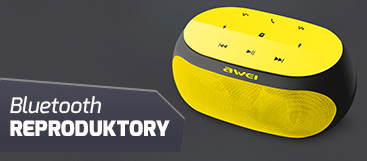 Bluetooth reproduktory