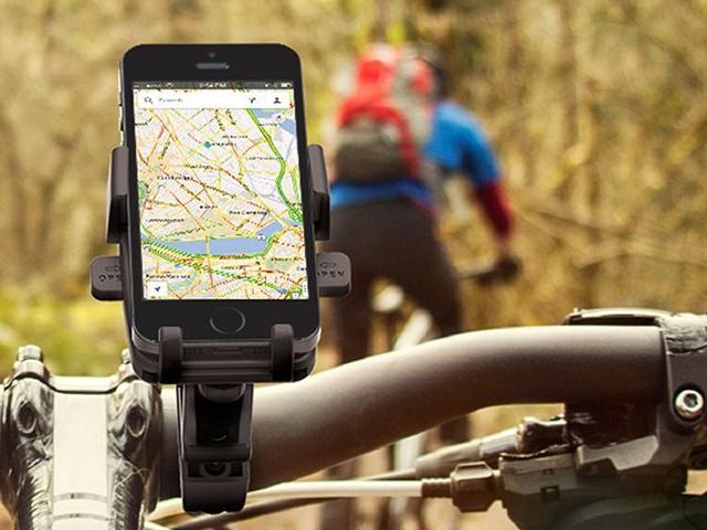 Držáky mobilu na kolo