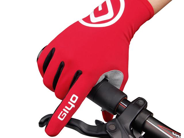Cyklistické rukavice na kolo