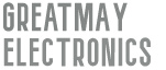 GM greatmay electronics logo.