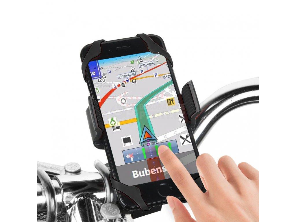 drzak na mobil kolo telefon davay biker s01