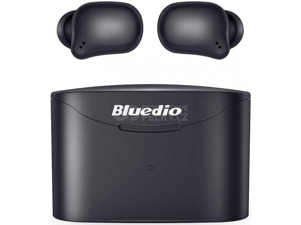 bluedio t2 elf cerna sluchatka mini do usi