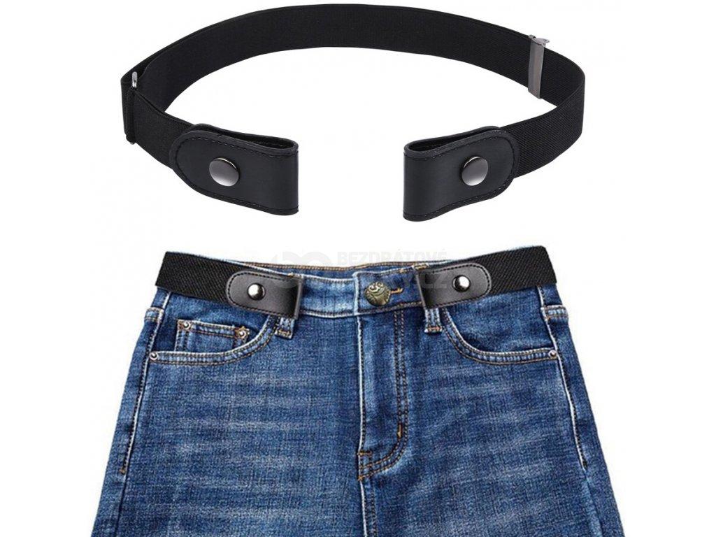 damsky pasek do kalhot elasticky opasek davay trix