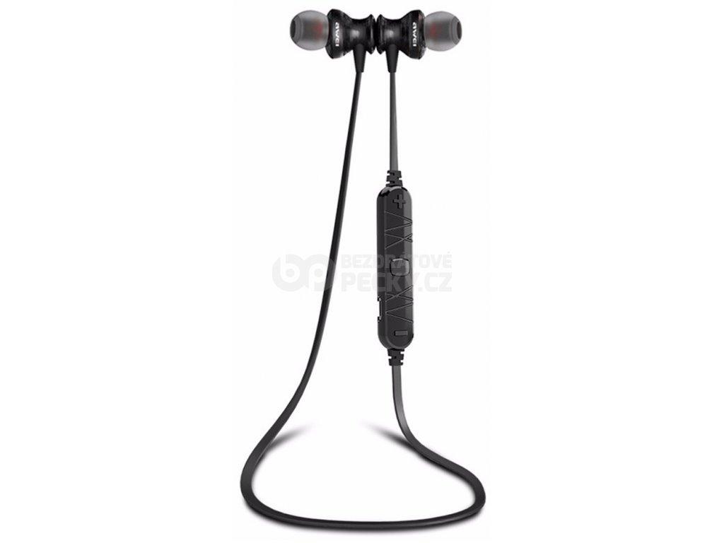 Awei Bluetooth sluchatka do usi A980BL cerna