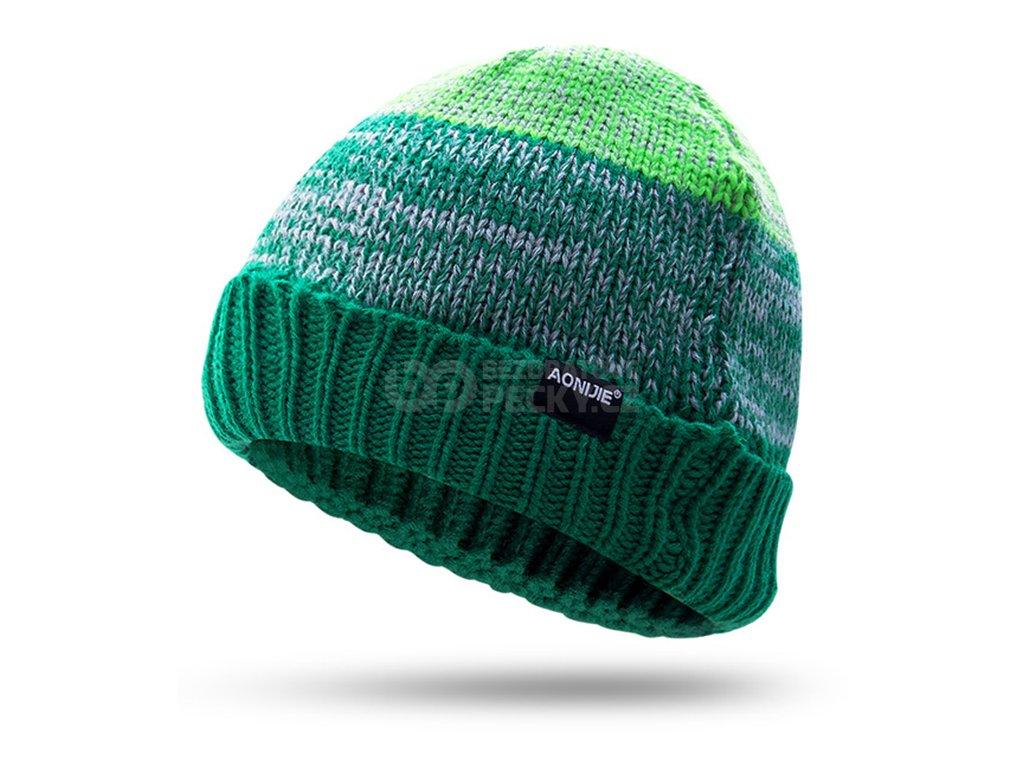 Aonijie M25 Beanie zimní čepice teplá pletená