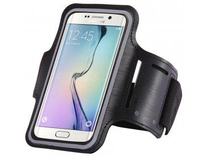 pouzdro na mobil na ruku rameno cerne dotykove levne aiovcocie sh22