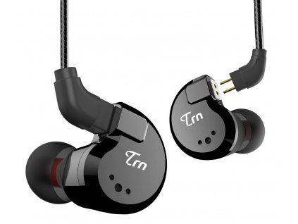 trn v80 audio in ear monitoring sluchatka do usi ergonomicka pohodlna