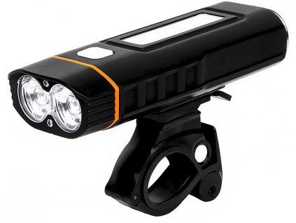 kvalitni predni svetlo na kolo dobijeci nabijeci vykonne svetlo hj 048 yp0701155