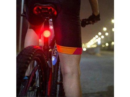 zadni nabijeci svetlo na kolo usb cyklo svitilna hj 030