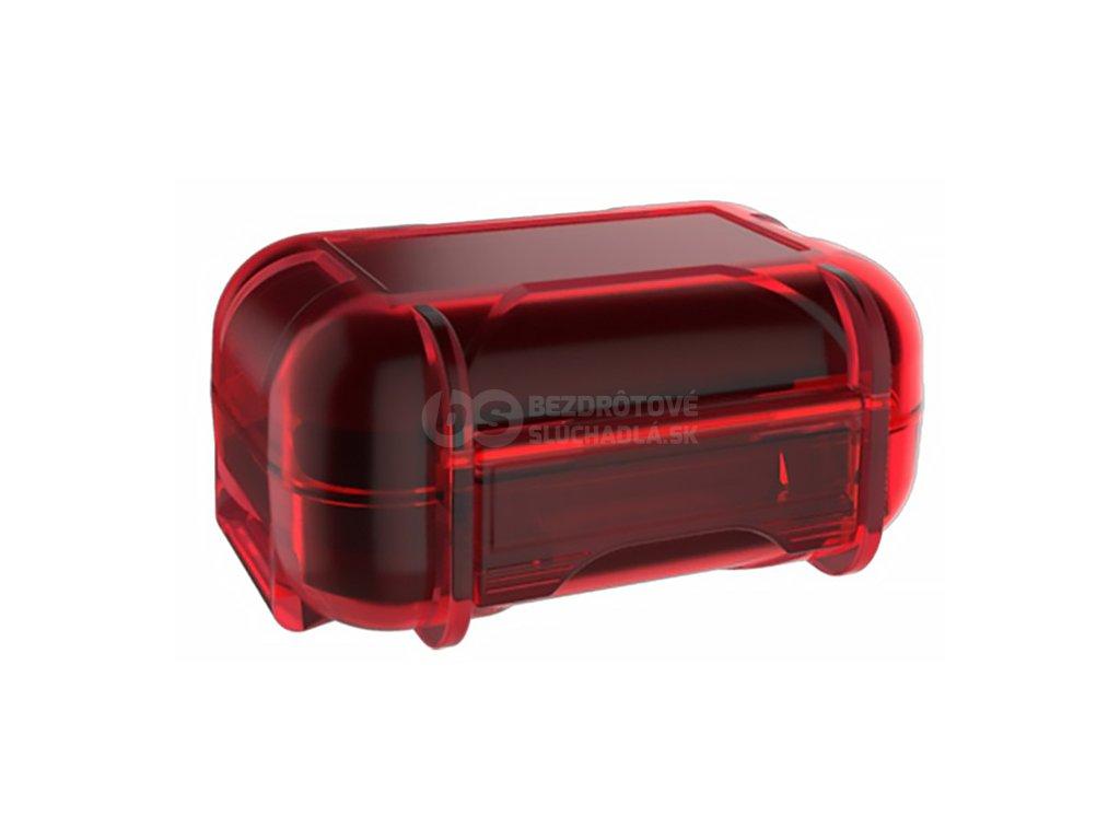 cervene puzdro na sluchatka kz abs b 036