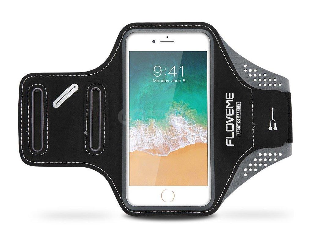 Bežecký puzdro na mobil na rameno sportovni floveme yxf07736