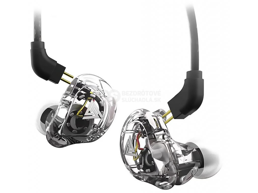 lacna hifi sluchatka do usi monitory s vymeniteľným káblom