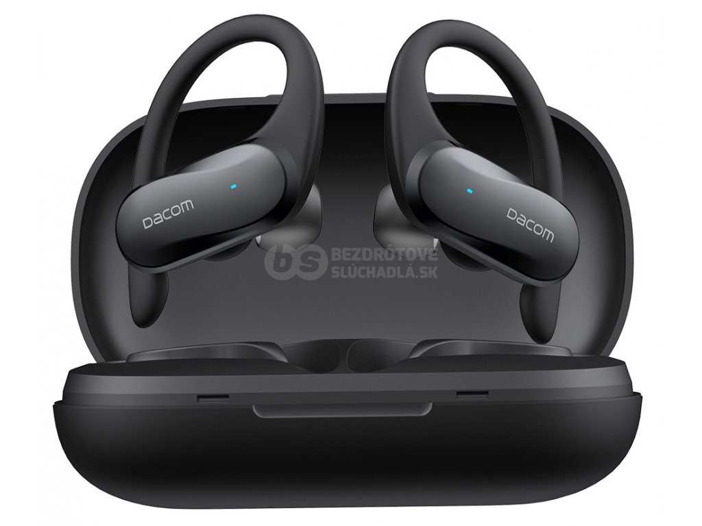 sportove TWS slúchadlá Bezdrôtové bluetooth Dacom G05 TWS za usi na beh