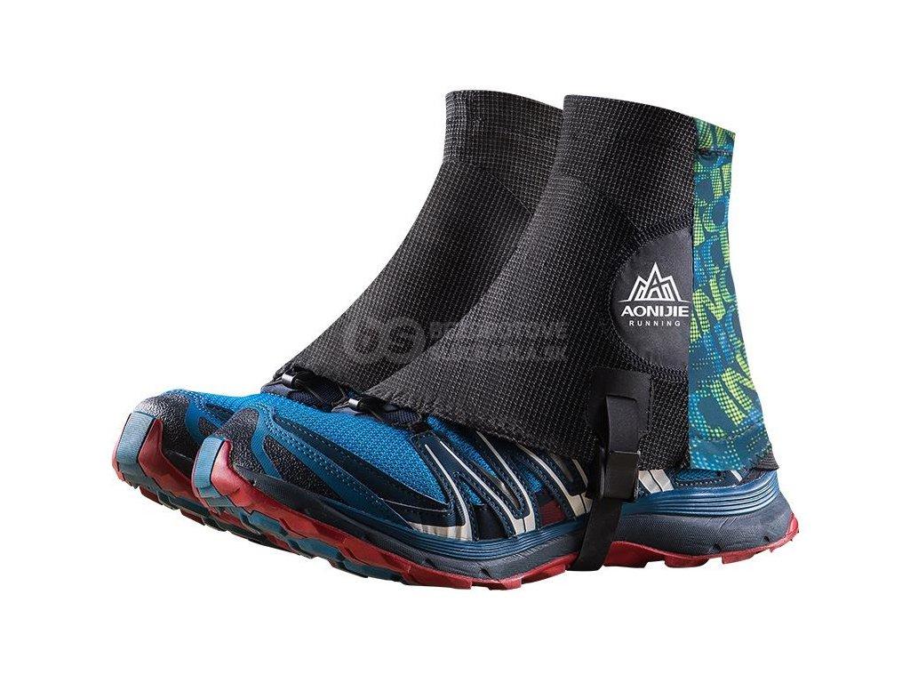 návlekov na bezecke topánky aonijie e941 gaiters