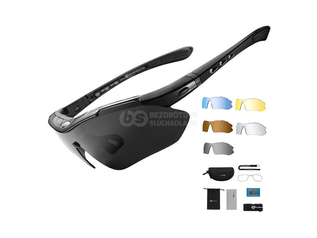 polarizačných slnečných okuliaroch na šport a bicykel rock bros rockbros pol1000
