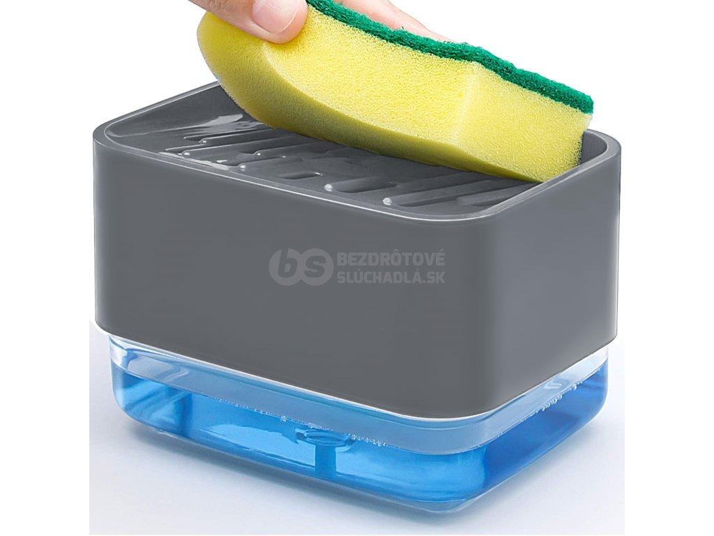 Dávkovač na saponáty DAVAY Sappo plus na umývanie riadu