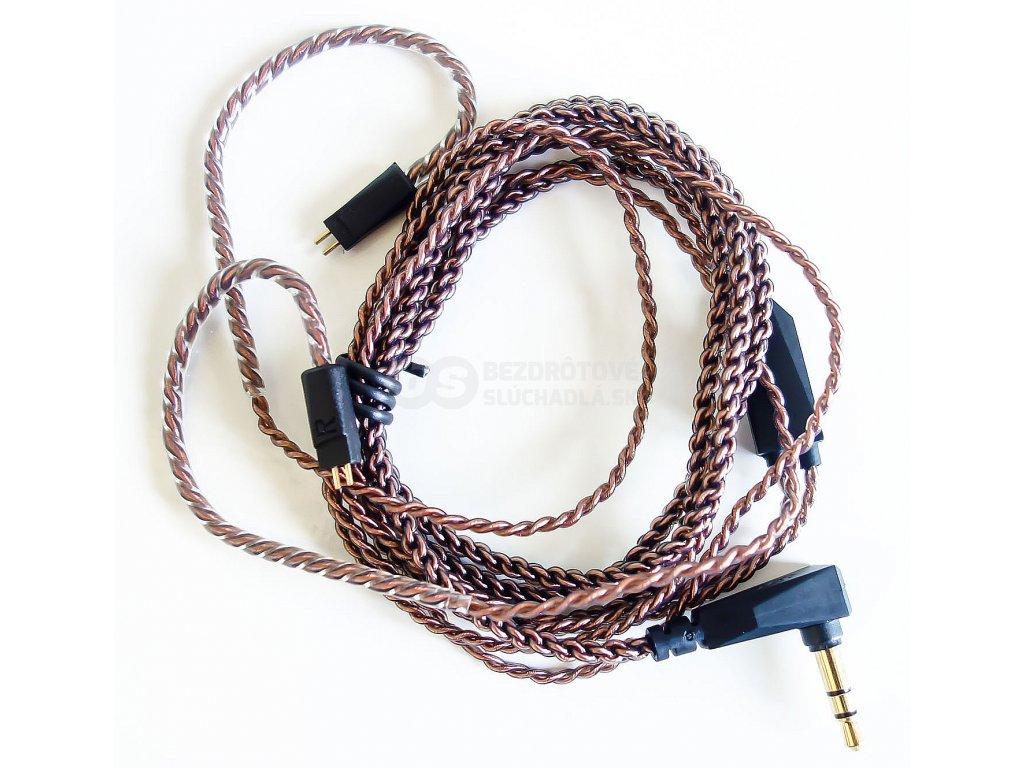 kz kabel ke sluchatkum zs5 zs6 zs3 cable a medeny novy